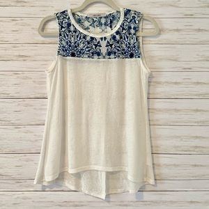 Tops - COIN 1804 Sleeveless Top Size Small